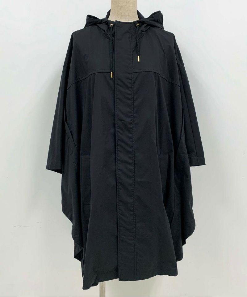 着用トルソーサイズ:B80, W60, H86 (Mサイズ着用)ブラック