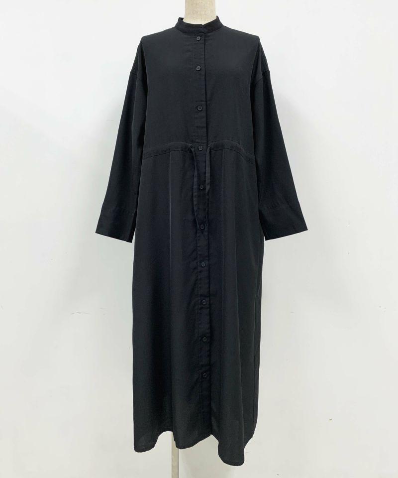 着用トルソーサイズ:B80, W60, H86 (Mサイズ着用)紐ゆるめた状態