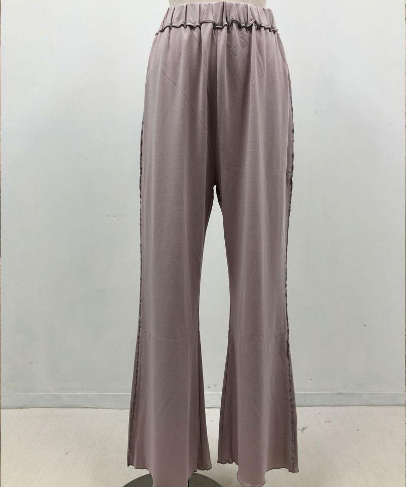 着用トルソーサイズ:B80, W60, H86 (Mサイズ着用)前 ピンク