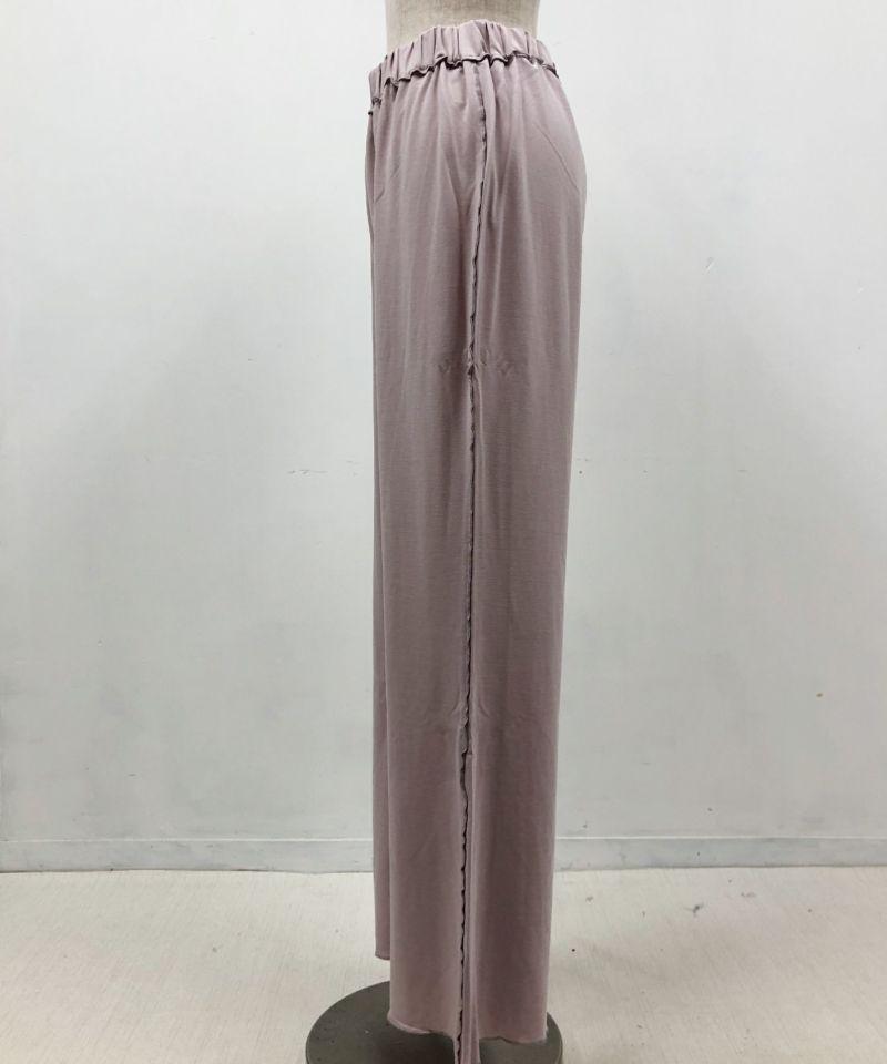 着用トルソーサイズ:B80, W60, H86 (Mサイズ着用)横 ピンク