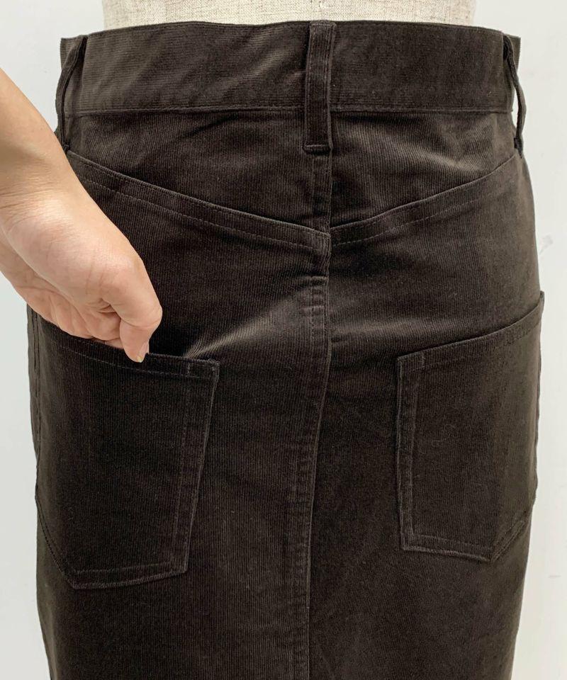 後ろポケット