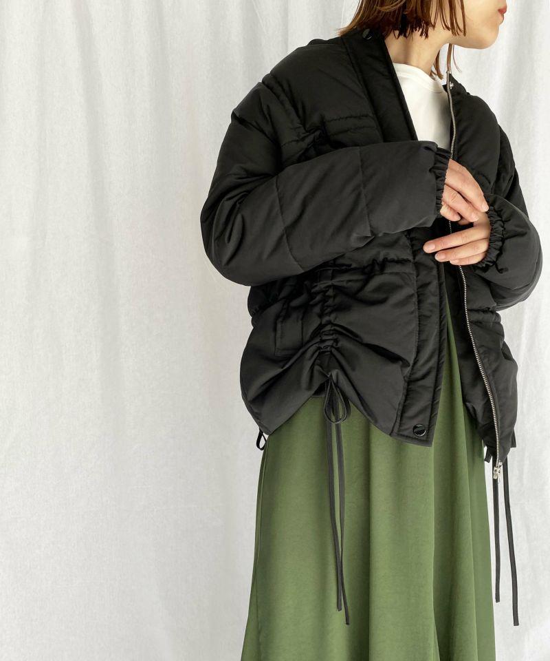 model:H164 着用サイズ:L ブラック
