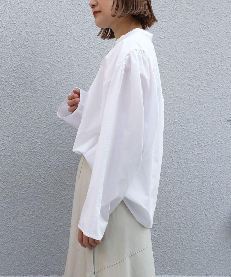 model:H164 着用サイズ:M ホワイト