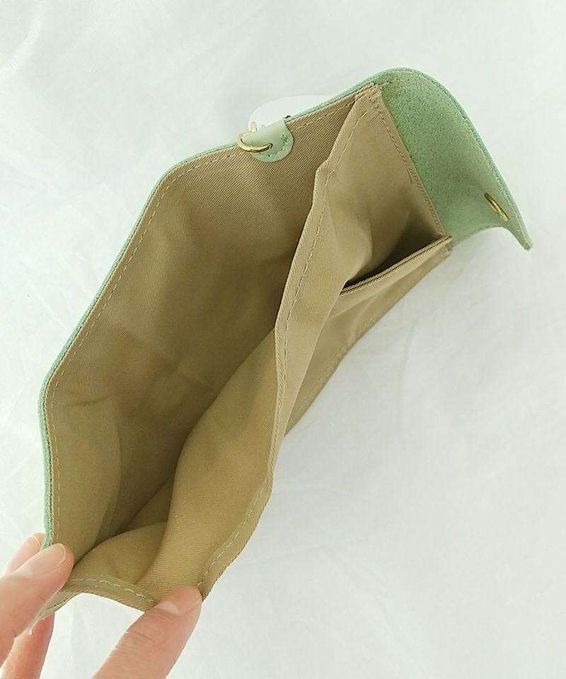 予備マスク用ポケット
