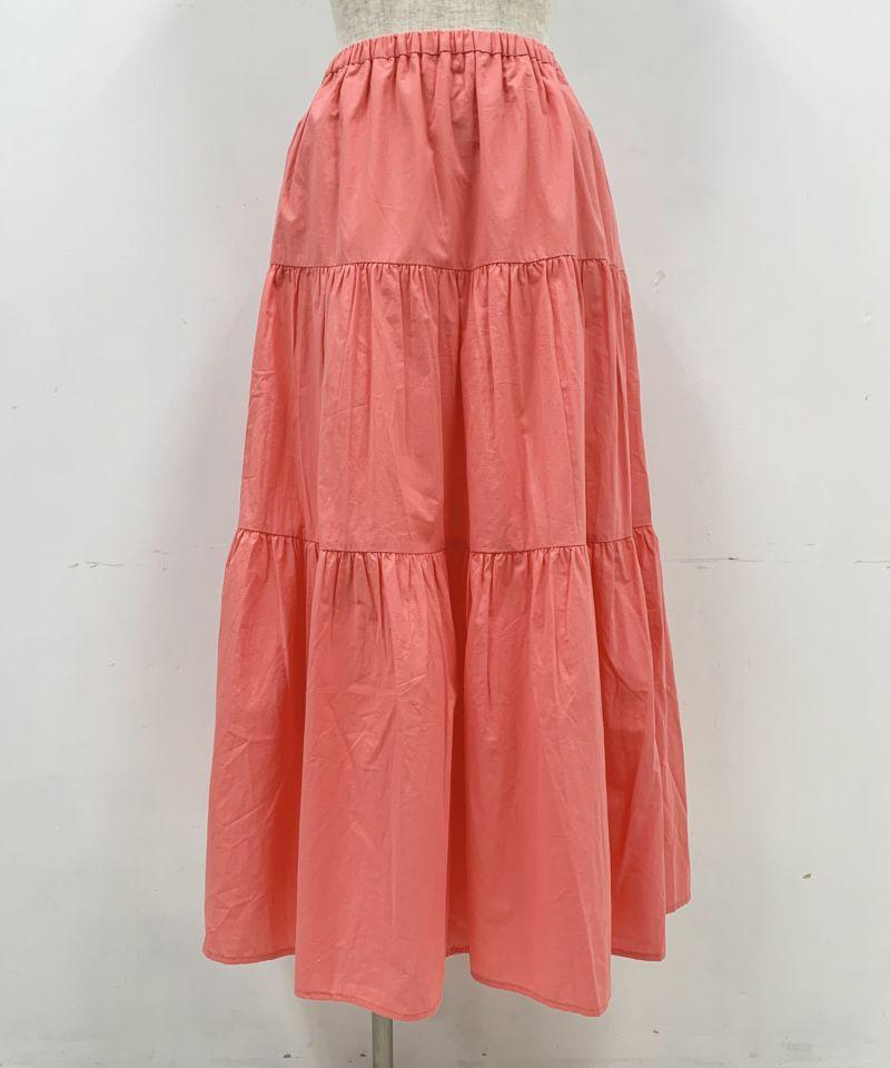 着用トルソーサイズ:B80, W60, H86 (Mサイズ着用)ピンク