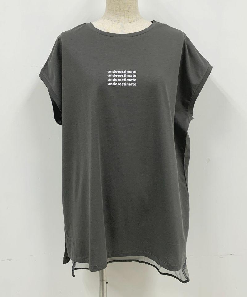 着用トルソーサイズ:B80, W60, H86 (Mサイズ着用)チャコールグレー