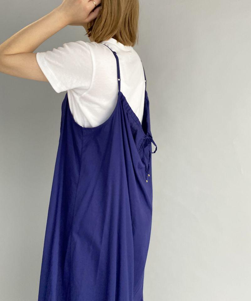 model:H164 着用サイズ:M ブルー