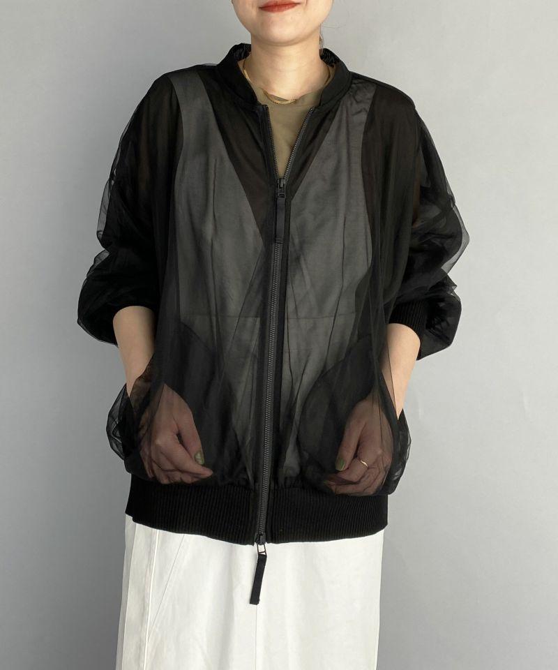 model:H164 着用サイズ:M ブラック