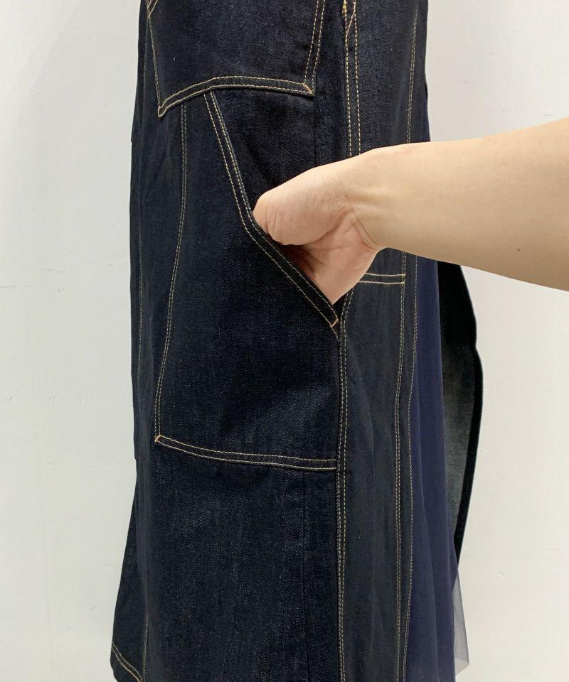 右サイドポケット