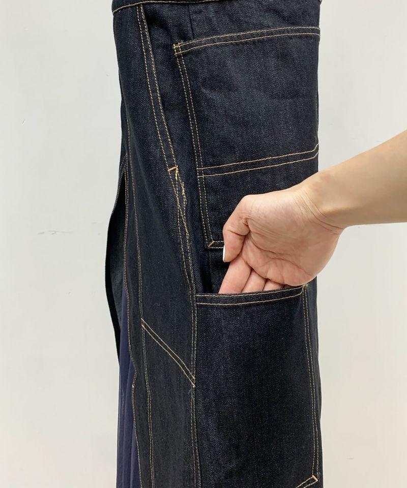 左サイドポケット
