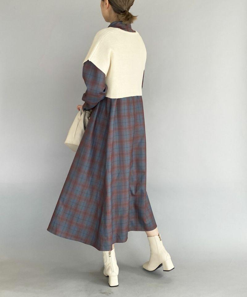 model:H164 着用サイズ:M アイボリー 羽織りのみ